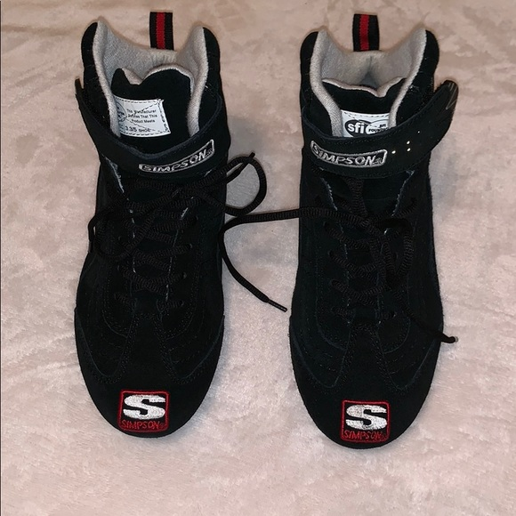 Simpson Racing Shoes >> Racing Shoes